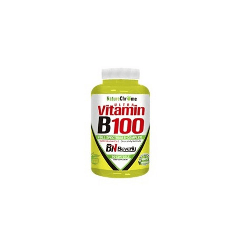 ULTRA VITAMINE B 100 60 CAPS Multivitamines