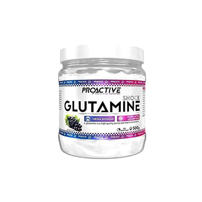 Glutamine 500g ProActive Gout: Grape L-Glutamine